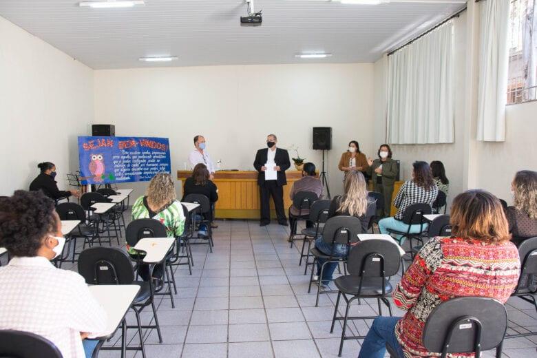 Fundação Crê-Ser recebe advogado para esclarecimentos sobre o Programa de Aposentadoria Incentivada
