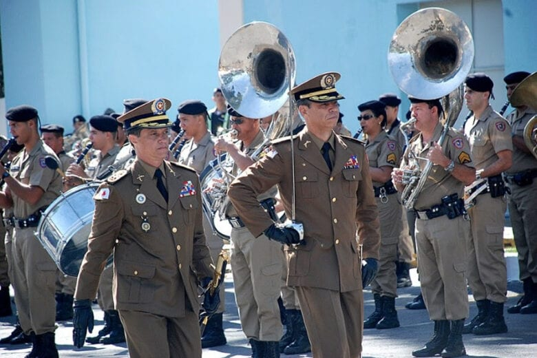 Inscrições para concurso da Polícia Militar começam nesta segunda-feira