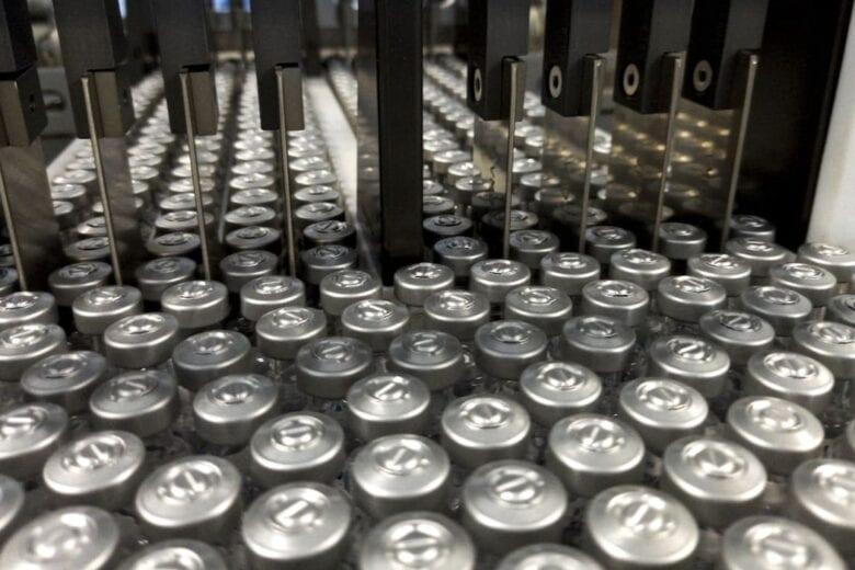 Butantan entrega mais 2,2 milhões de doses de vacina contra a Covid-19