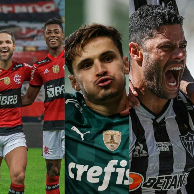 No Ângulo #50 – Após 13 rodadas, favoritos do Brasileirão começam a se descolar