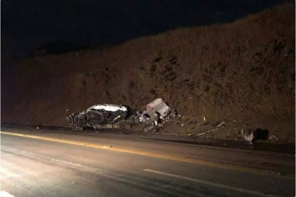 acidente BR-040