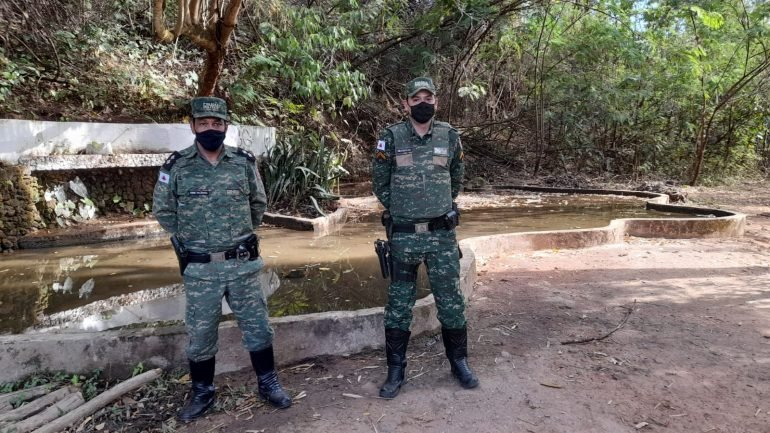 Polícia do Meio Ambiente é presença garantida no novo Parque do Areão