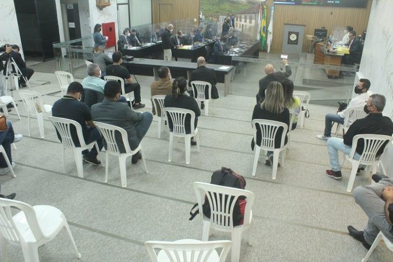 Vereadores votam a LDO nesta terça-feira; confira a pauta da reunião da Câmara de Itabira