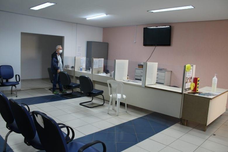 Prédio da Secretaria de Saúde de Monlevade passa por mudanças; confira
