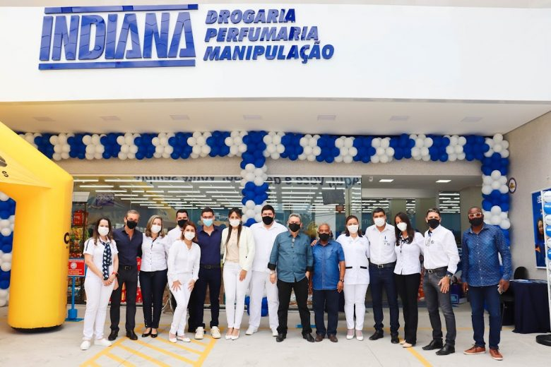 Com mais de 130 lojas, Farmácia Indiana abre nova unidade em Ipatinga
