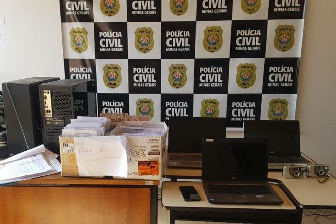 Polícia Civil prende dentista suspeito de se masturbar diante de paciente