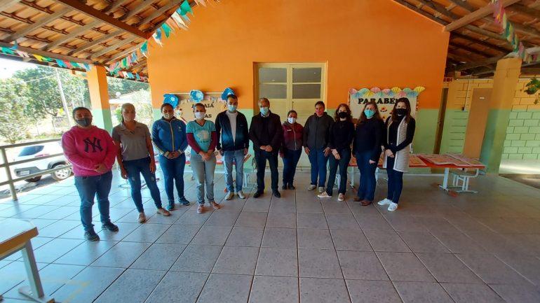 Nozinho acompanha preparação das escolas para volta às aulas em São Gonçalo