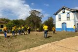 Itaurb realiza mutirão de limpeza na Serra dos Alves