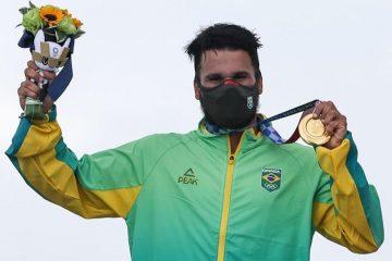 Ítalo Ferreira faz história e conquista o 1º ouro do Brasil em Tóquio