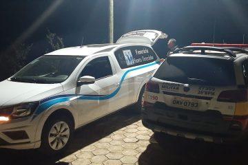 Assaltante morre ao trocar tiros com PM em Itambé