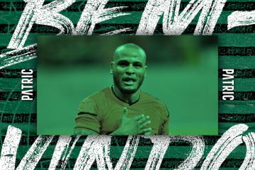 América Mineiro contrata o experiente lateral-direito Patric, ex-Sport