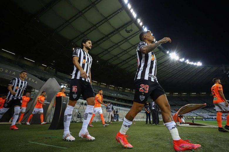 Libertadores: Atlético-MG e Boca Juniors lutam por vaga nas quartas