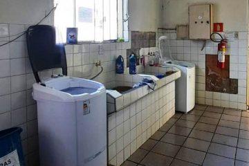 Monlevade: Fundação Crê-Ser vai reformar lavanderia