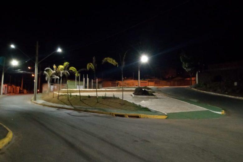Prefeitura de Monlevade continua aplicando recursos da taxa de iluminação pública em tecnologia LED