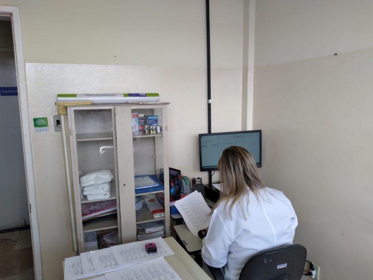 Monlevade: posto do Novo Cruzeiro tem rede lógica e de telefonia instaladas