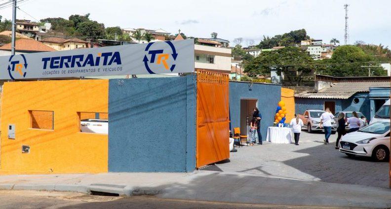 Terraita: nova referência em qualidade na locação de veículos em Itabira