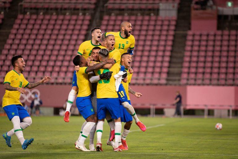 Rumo à final: Brasil vence México nos pênaltis e avança