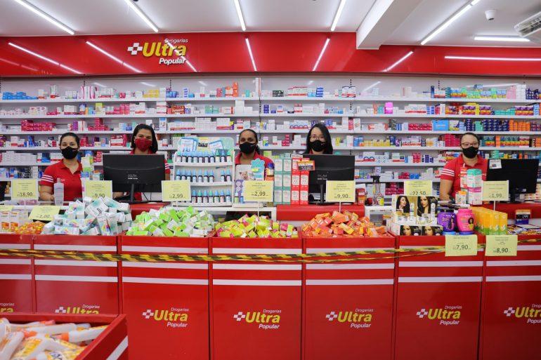 Há quatro anos em Itabira, Farmácia Ultra Popular é referência de preço baixo