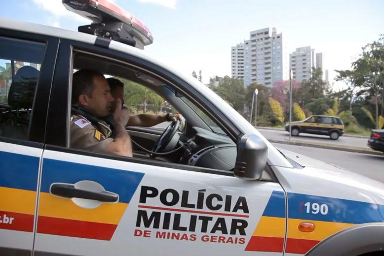 Polícia Militar prende um dos suspeitos de assalto a ônibus em Monlevade