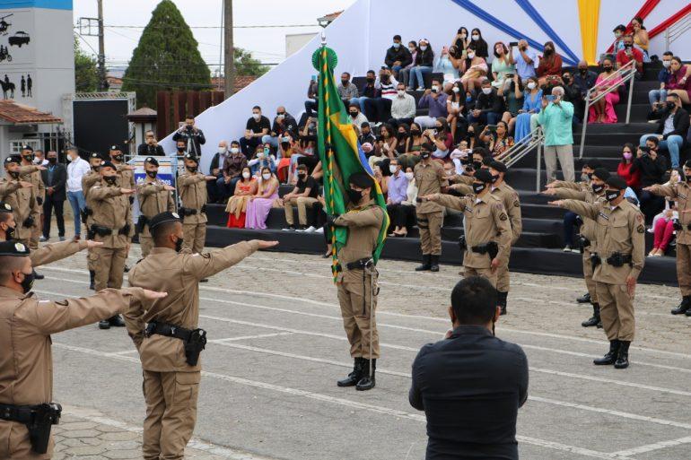 26º Batalhão da PM receberá 11 novos soldados nesta quarta-feira