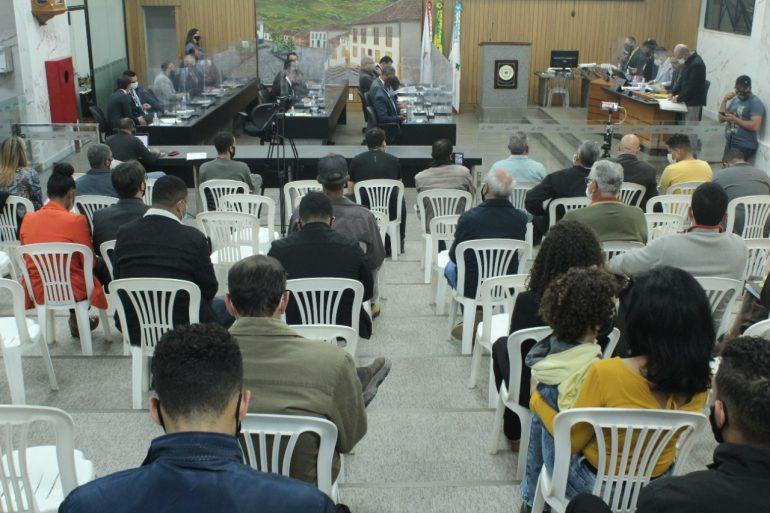 Câmara de Itabira aprova calendário oficial de eventos do município e outros dois projetos