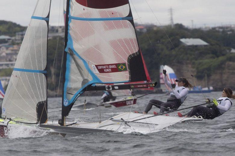 Vale ouro: Martine e Kahena disputam bicampeonato olímpico em Tóquio