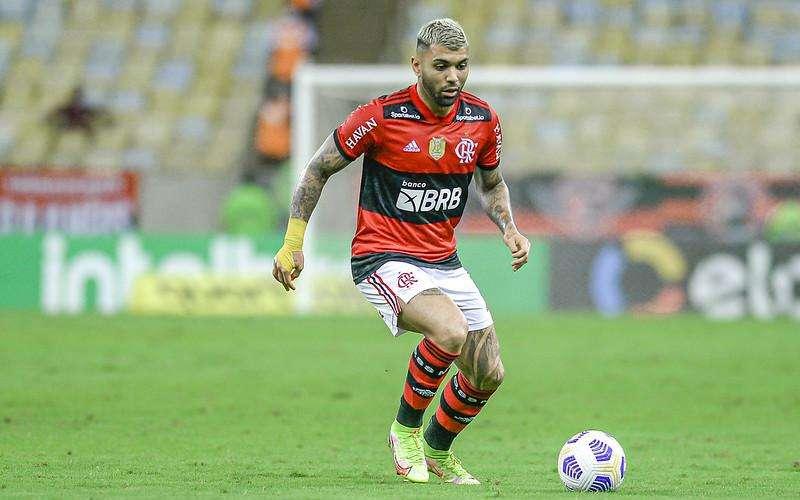 Gabigol, do Flamengo, é suspenso por dois jogos após julgamento no STJD