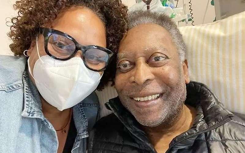 Hospital divulga que Pelé tem 'quadro estável' após passar a noite na UTI