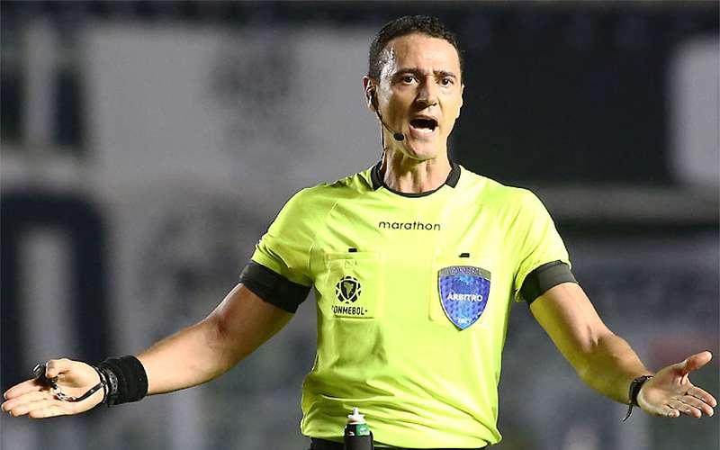 Atlético x Palmeiras: jogo da volta pela Libertadores terá apito colombiano