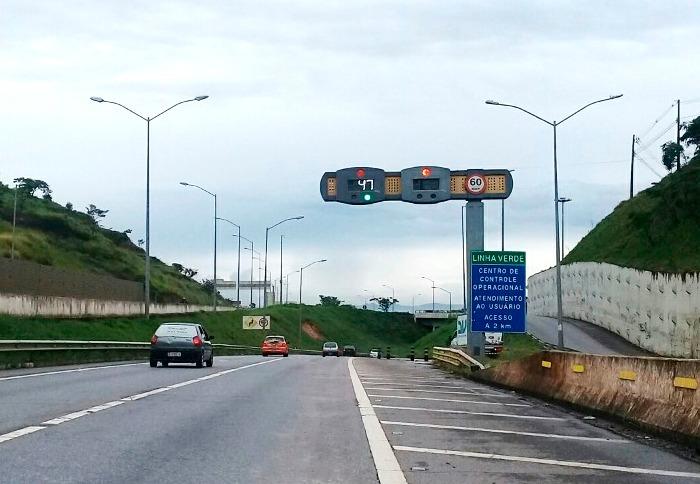 DER em Minas informa que rodovias estaduais terão 598 novos radares