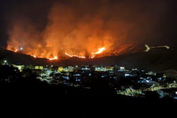Itabira: Prefeitura, órgãos ambientais e de segurança se mobilizam contra queimadas