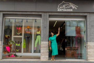 Arpoador: sua loja de moda praia e fitness está em novo endereço