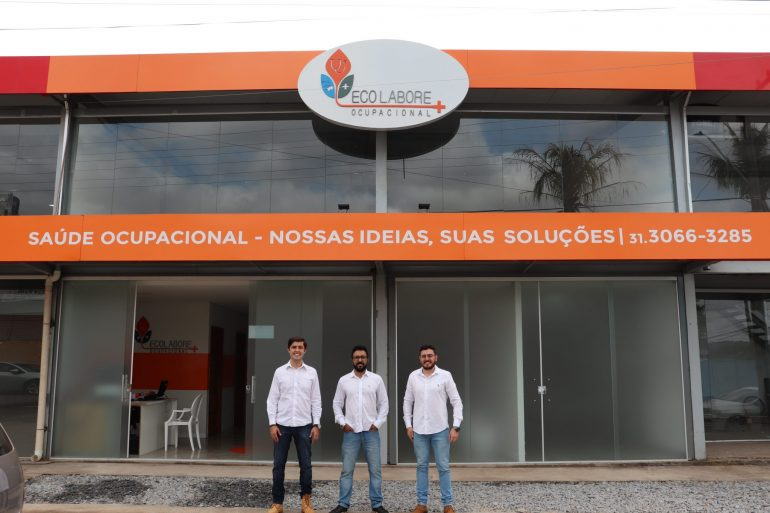 Ecolabore Engenharia inaugura novo empreendimento na área de saúde ocupacional