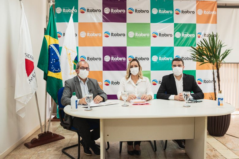 Prefeitura de Itabira terá orçamento de mais de R$ 900 milhões para 2022