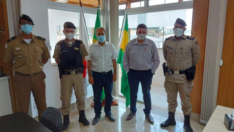Prefeitura de São Gonçalo recebe projeto de comunicação digital da Polícia Militar