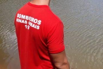 Bombeiros entram no 3º dia de buscas por jovem na região do Taquaril