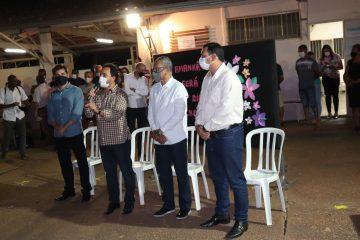 Em visita ao Barreiro, Marco Antônio Lage ataca antiga gestão e não apoiadores