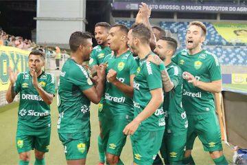 Em casa, Cuiabá volta a vencer e freia reação do Sport no Brasileirão