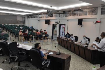 Audiência Pública na Câmara de Monlevade discute 6ª Semana Social Brasileira e Jornada do Pobre