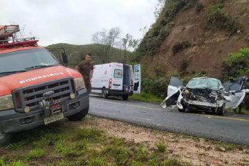 Estradas mineiras registram acidentes neste final de semana; confira as ocorrências