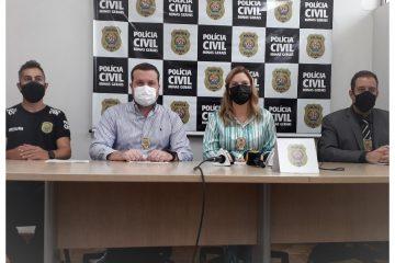 Quatro anos de fuga terminam com prisão e indiciamento de suspeito