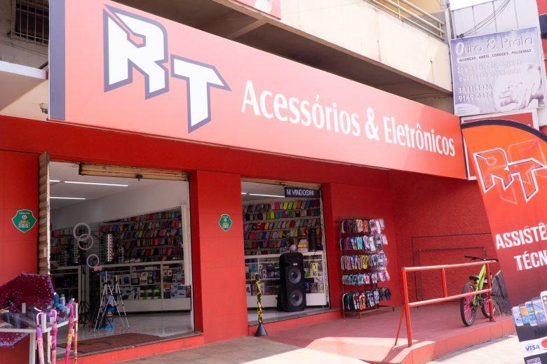 RT Acessórios & Eletrônicos: uma referência no setor de tecnologia
