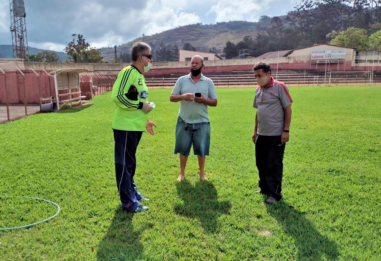 Itabira: Copa Luiz Miranda de futebol amador começa no domingo