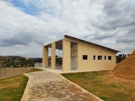 Cemitério de Ipoema é revitalizado, urbanizado e recebe novo velório