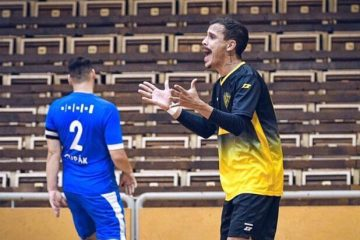 Monlevadense Pedrinho é contratado por time de futsal da República Tcheca