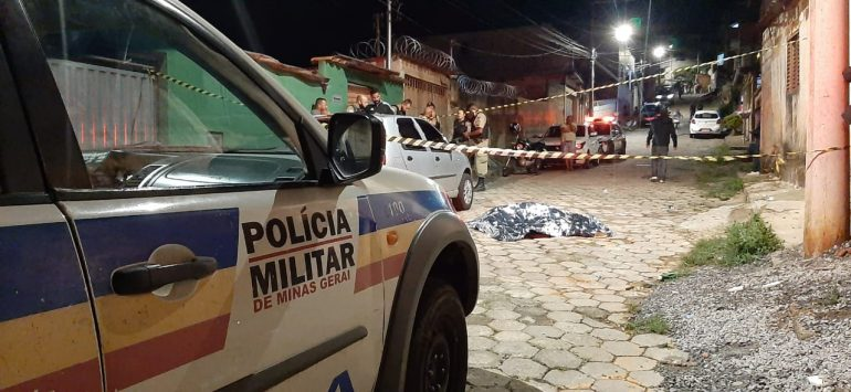 Urgente: homem é assassinado a tiros no Juca Rosa, em Itabira