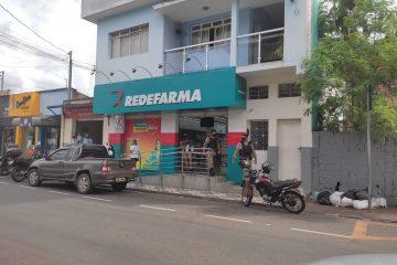 Drogaria é assaltada no Caminho Novo em Itabira