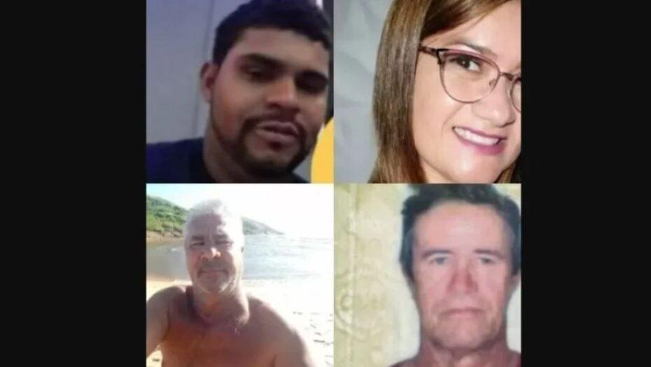 Cinco pessoas são mortas e quatro ficam feridas em chacina durante churrasco