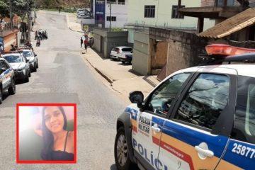 Crime em Itabira: jovem estrangulada no Gabiroba é identificada