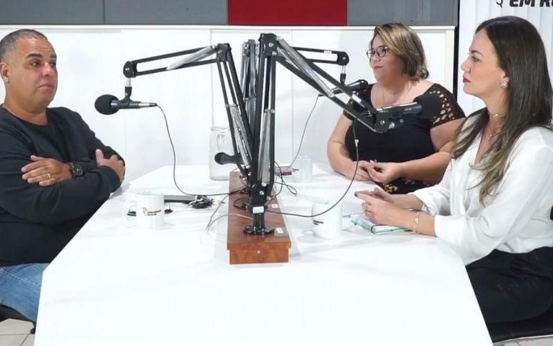 Comunidade em rede: Entrevista com o radialista Vagner Ferreira